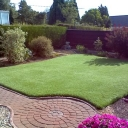 Lawns, Patios and Courtyards