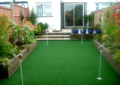 An Attractive, Affordable And Durable Putting Green That Also Performs ...