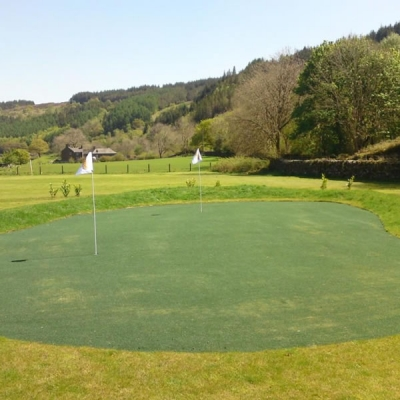 Artificial Commercial Pro Putting Green Merit Golf