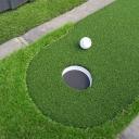 Pro-Stroke Golf Putting Training Aid